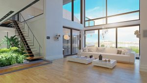 modern house interior design.